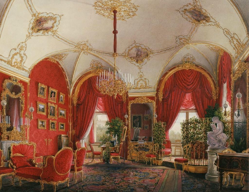 Угловая комната
