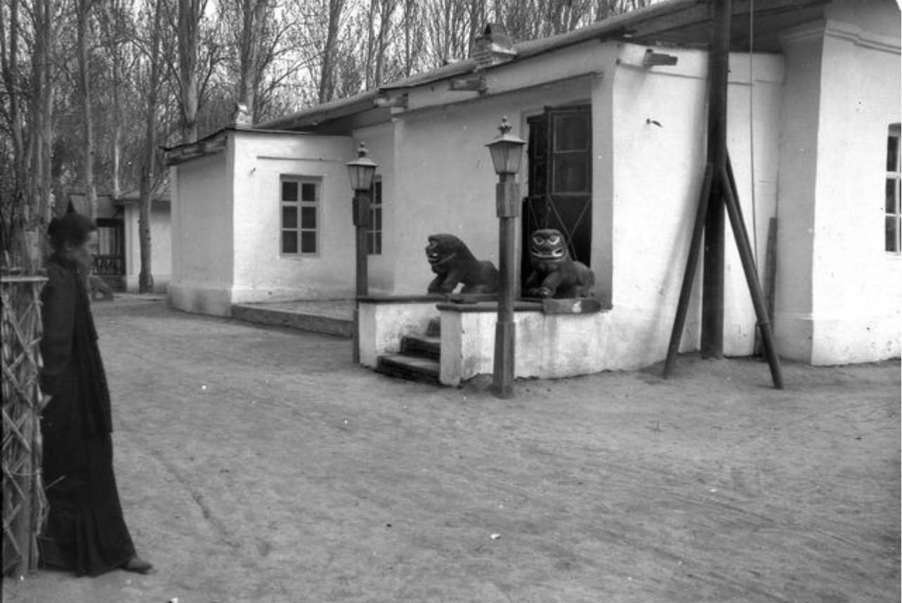 Кульджа. Консульство России