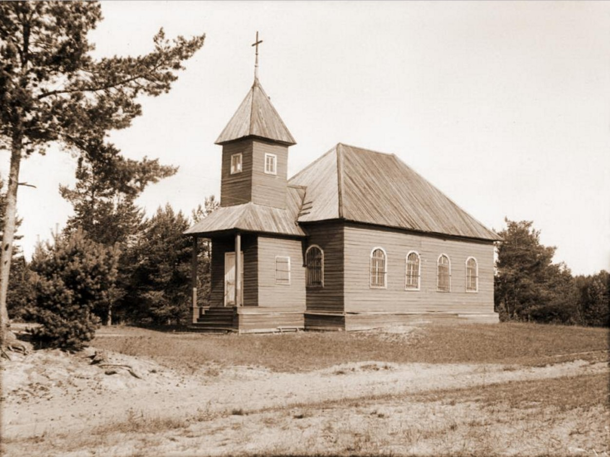 Ручьи. Церковь