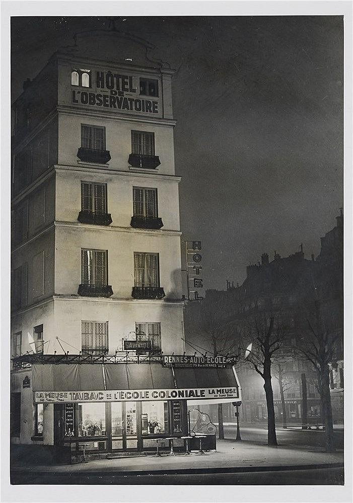 1932. Отель Обсерватория