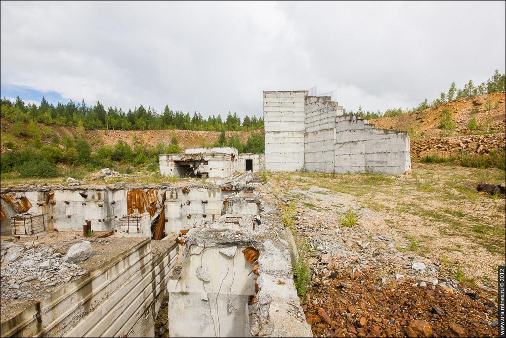 Дробильная фабрика Кварцитная