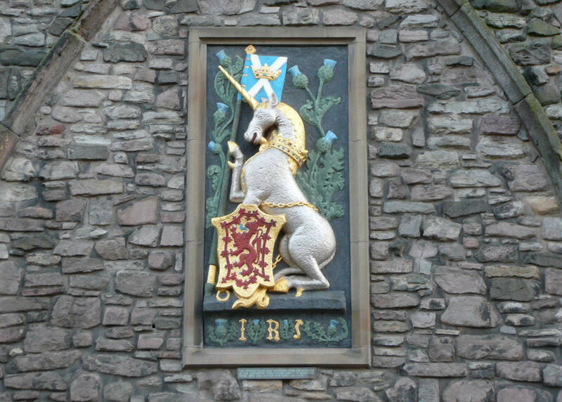 Crest at Holyrood