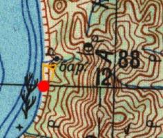 Карта маршрута 19 августа