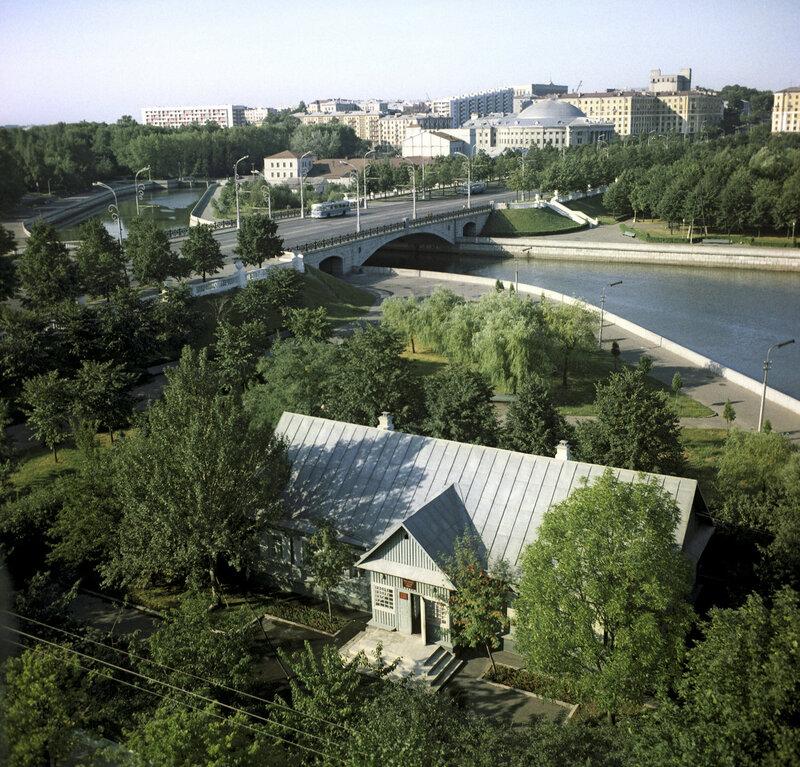 1971 Дом-музей I съезда РСДРП в Минске, РИА Новости, Ю.Иванов.jpg