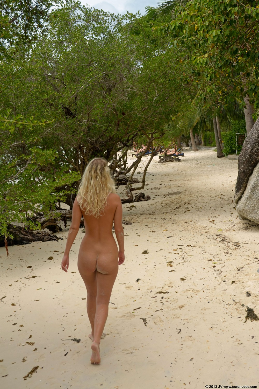 Belize nude resort