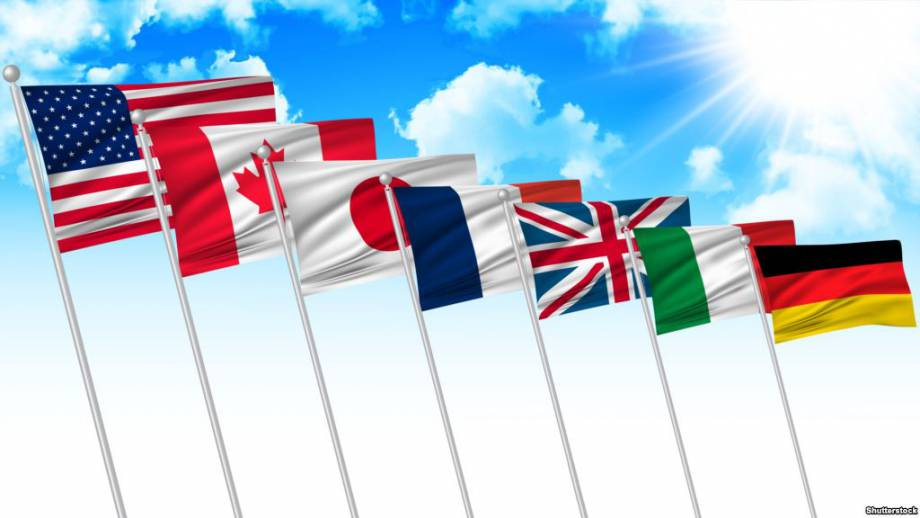 Лидеры G7 договорились о борьбе с терроризмом, вопросы изменения климата не согласовали