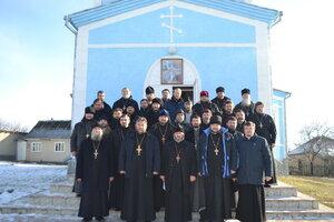 Conferință teologică în s.Izvoare, r.Fălești