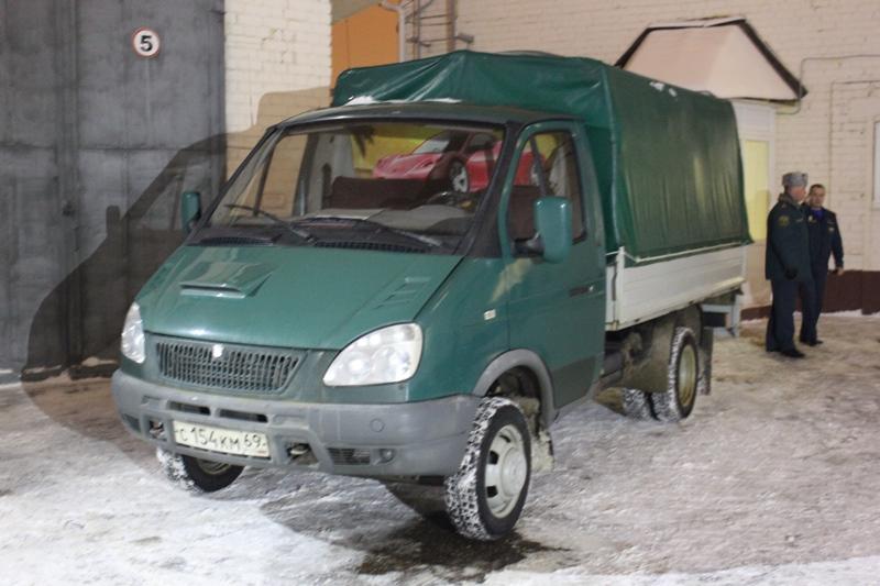 Тверская область отправит новогодние подарки детям в Донецк и Луганск