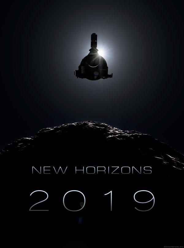 Объект пояса Койпера 2014 MU69 может обладать спутником