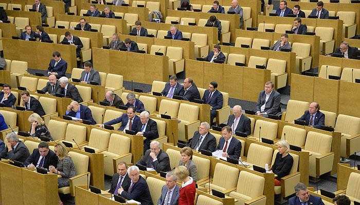 Володин предложил ввести прямые телетрансляции «правительственных часов»