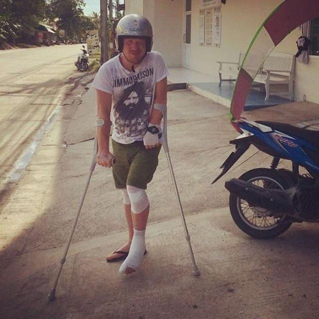 Антоха из «Реальных пацанов» ранен в Таиланде