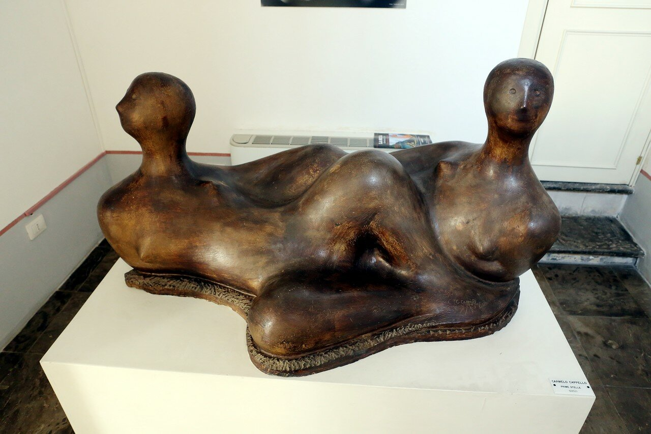 Sculpture by Carmelo Capello