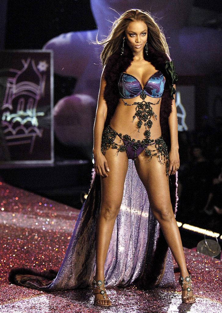 Когда Тайре Бэнкс было 15 лет, ее отвергли четыре модельных агентства, прежде чем она подписала свой