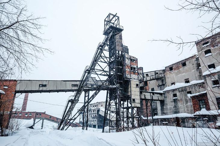 Фотографии и текст Дмитрия Чистопрудова   1. В России существует более 70 шахтерских городов