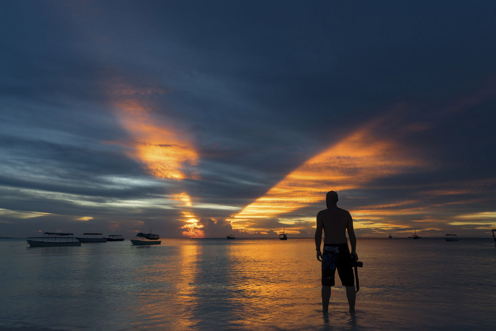 14. Пляж на тихоокеанском побережье Чоко, Колумбия. (Фото Cesar Cortes | National Geographic Tr
