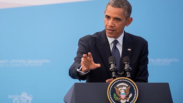 СБараком Обамой было трудно работать— Владимир Путин