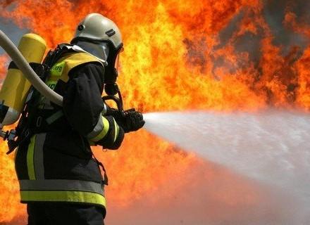 Впожаре вОдесской области погибли двое детей иихродители