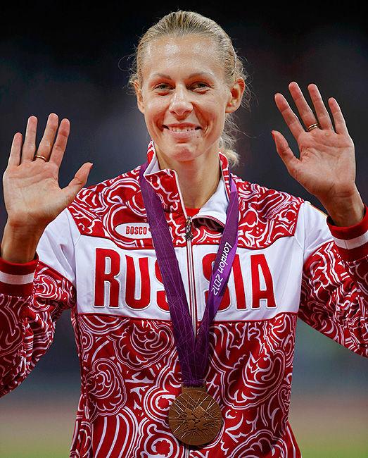 CAS дисквалифицировал легкоатлеток Чернову, Шармину иУгарову