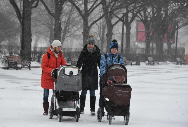 Скачки атмосферного давления ожидаются в российской столице
