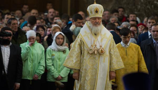 РПЦ рассматривает вопрос опередаче ейСпасо-Андроникова монастыря в столице России