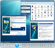 Windows® XP Professional SP3 VL 'Retro' v1 [Русская]