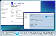 Windows 10 PRO.ENT. RS1 x64 RUS G.M.A. Декабрь 2016