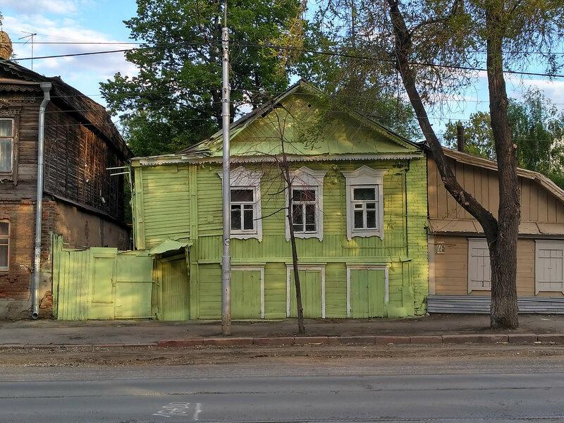 Реновация ул.Галактионовской к ЧМ2018