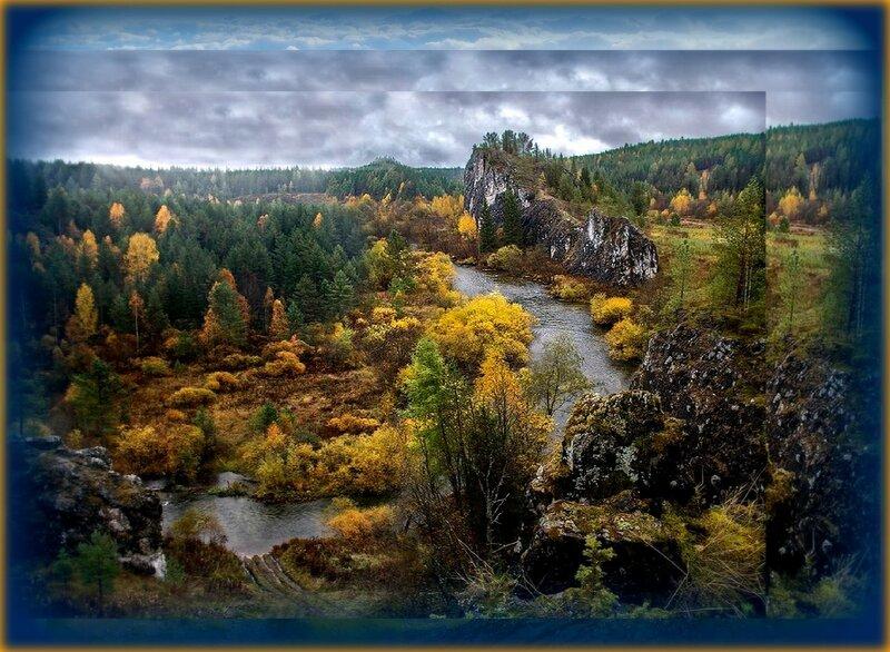 Осень, над рекой ... .jpg