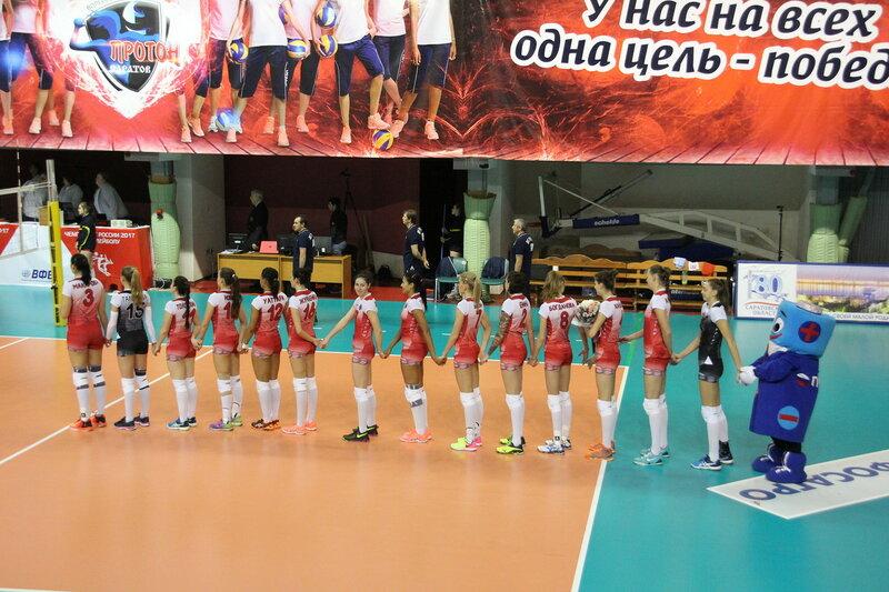 Протон-Динамо Казань 0:3