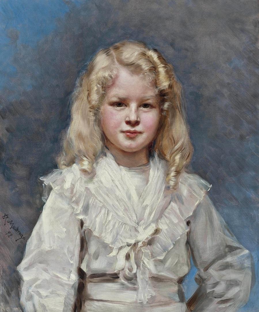 1898_Девушка с золотистыми волосами (The girl with the golden hair)_65.3 x 53.3_х.,м._Частное собрание.jpg