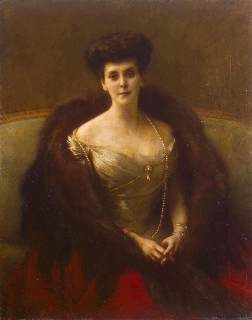 Портрет графини Гогенфельзен (принцесса Ольга Палей),.jpg