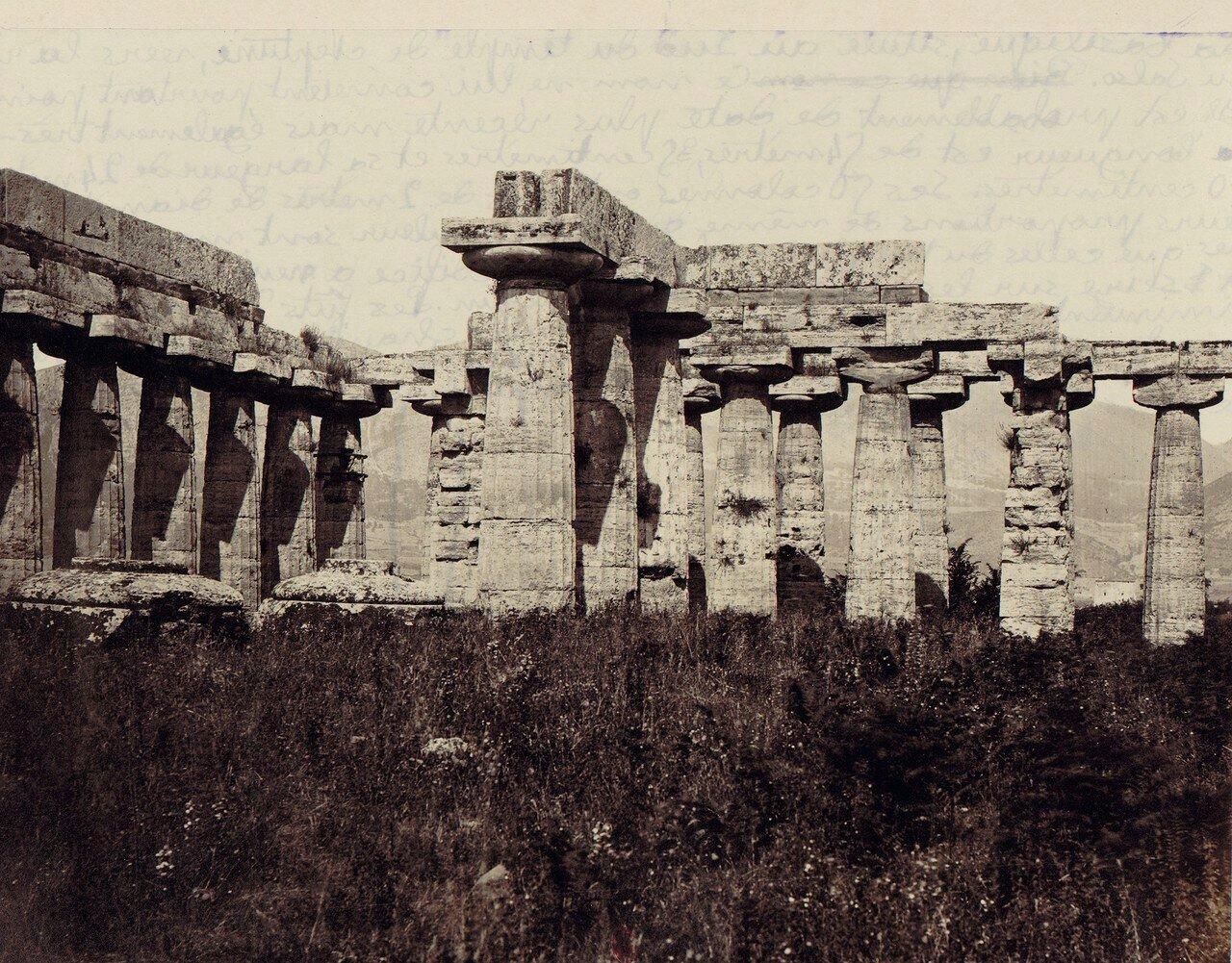 Пестум. Храм Геры-I
