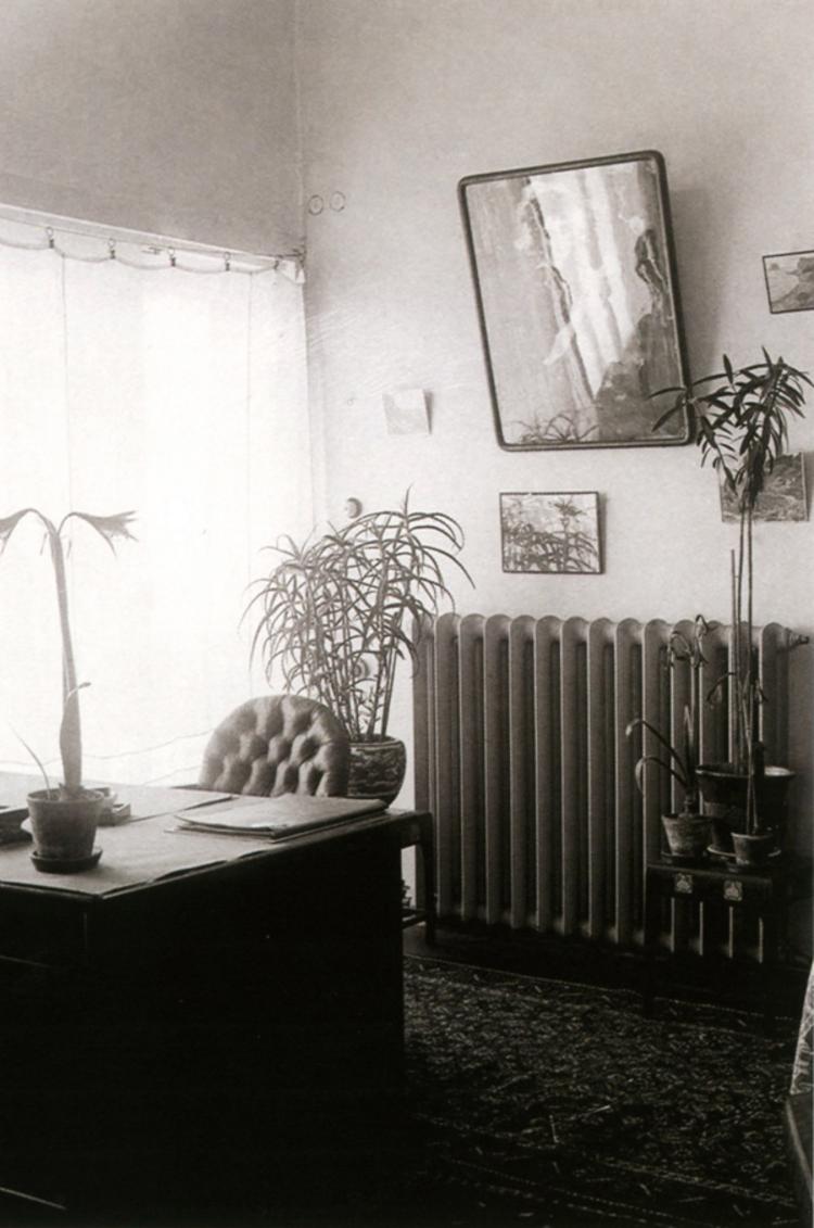Внутренний вид пентхауса Николая Милютина