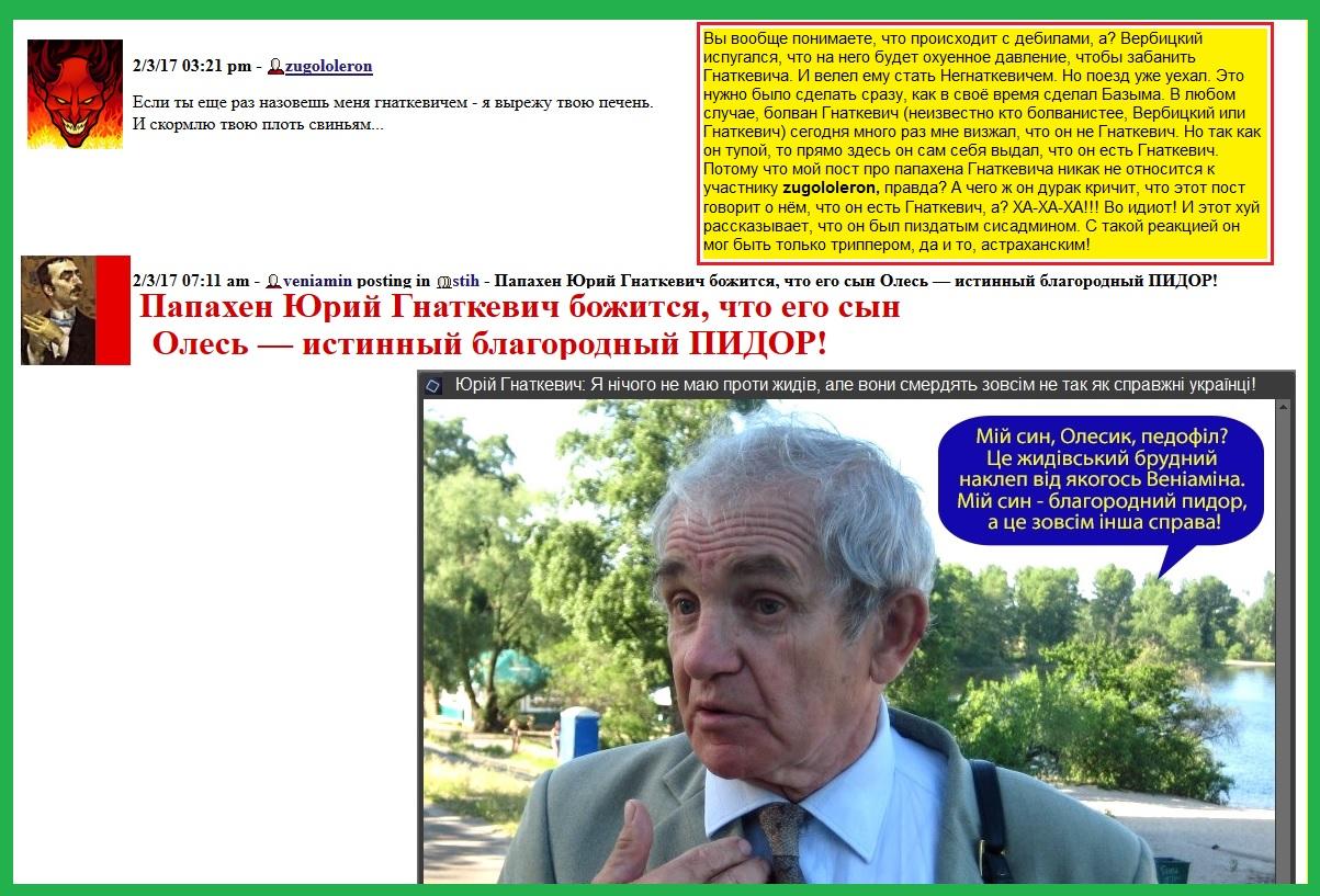 Гнаткевич, Юрий Гнаткевич
