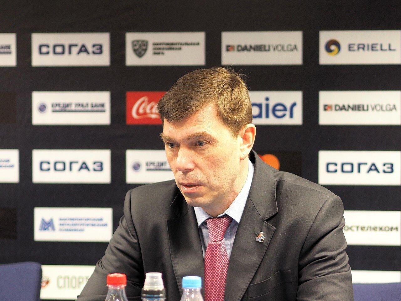 152 Алексей Кудашов Металлург - Локомотив 23.11.2016