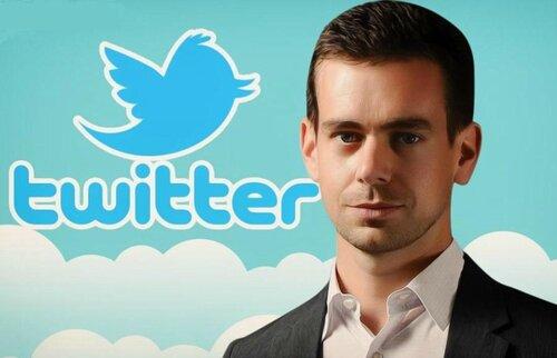 Учётная запись основателя Twitter была временно заблокирована