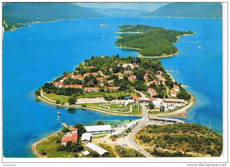 Остров Святого Марка, Черногория