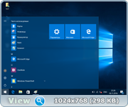 Windows 10 Pro by kuloymin v.5.0 (UEFI-esd)