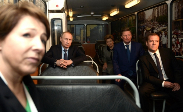 Семь дней, которые изменили Россию