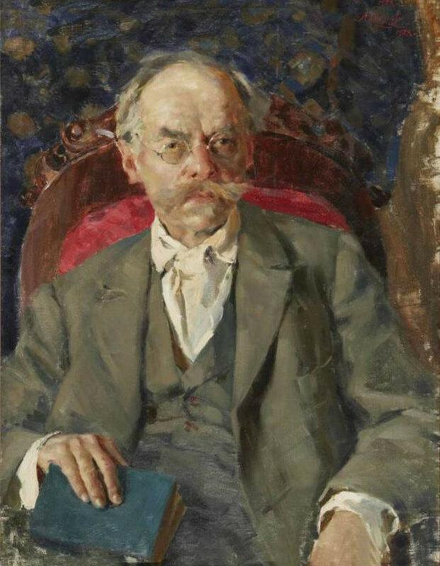 Портрет художника H. Н. Хохрякова..jpg