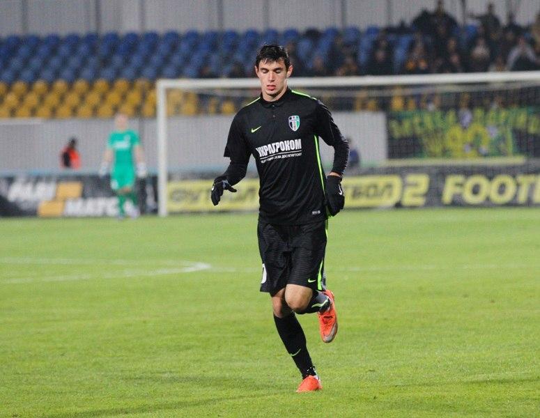 Яремчука признали лучшим игроком УПЛ ксередине осени