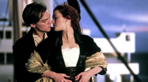 Поцелуй в«Титанике» стал лучшим завсю историю Голливуда