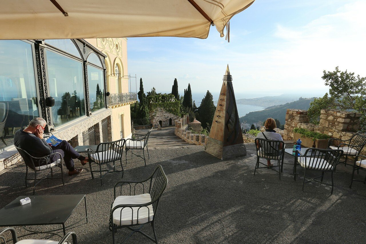 Taormina. Hotel Excelsior (Excelsior Palace Hotel 4*)