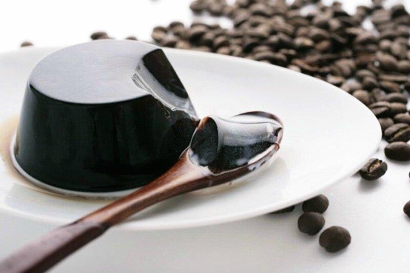 Готовим вкусное кофейное желе дома!