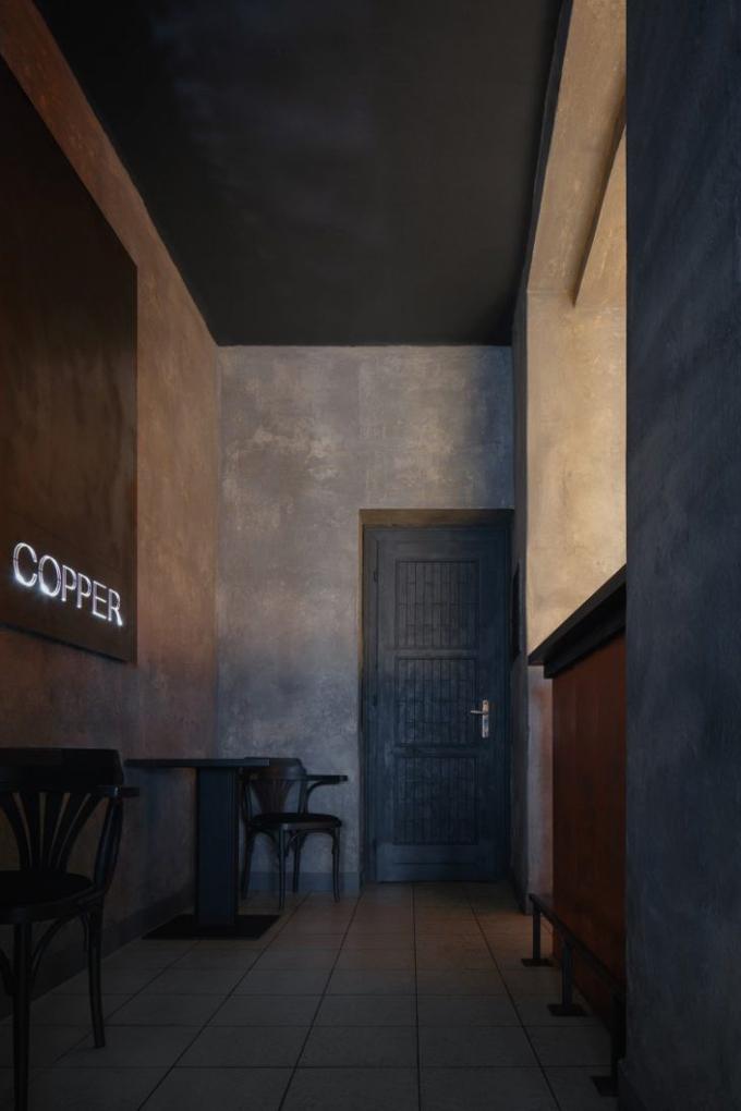 The Copper bar в Литомшиле