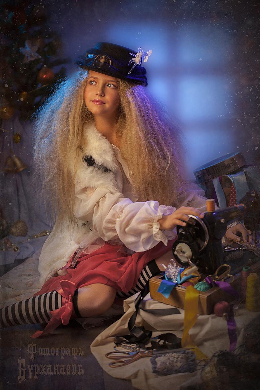Рождественские сказки начинаются....jpg