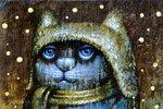 Вечерние пятничные коты Павла Кульши