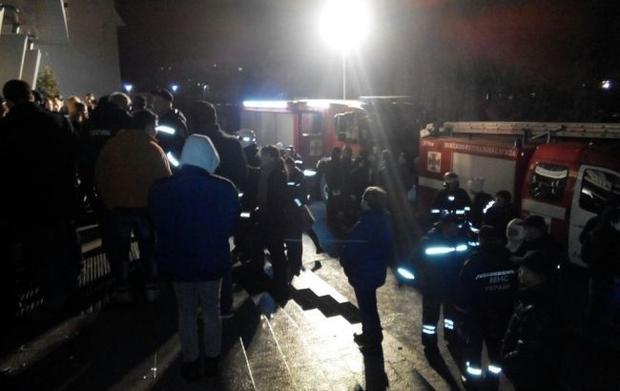 Впожаре вночном клубе Львова пострадали неменее 20 человек
