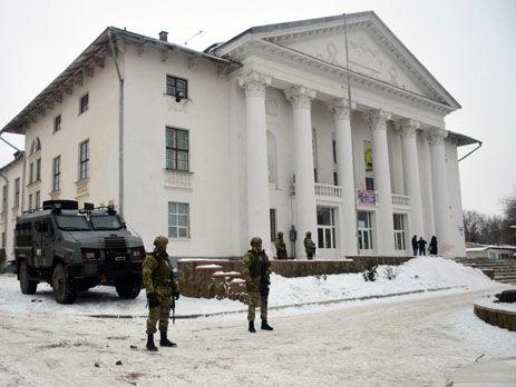 ВДонецкой области навыборах подрались репортеры