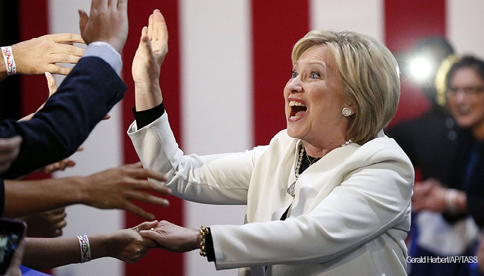 Фильм оХиллари Клинтон назван худшим вСША— Золотая малина